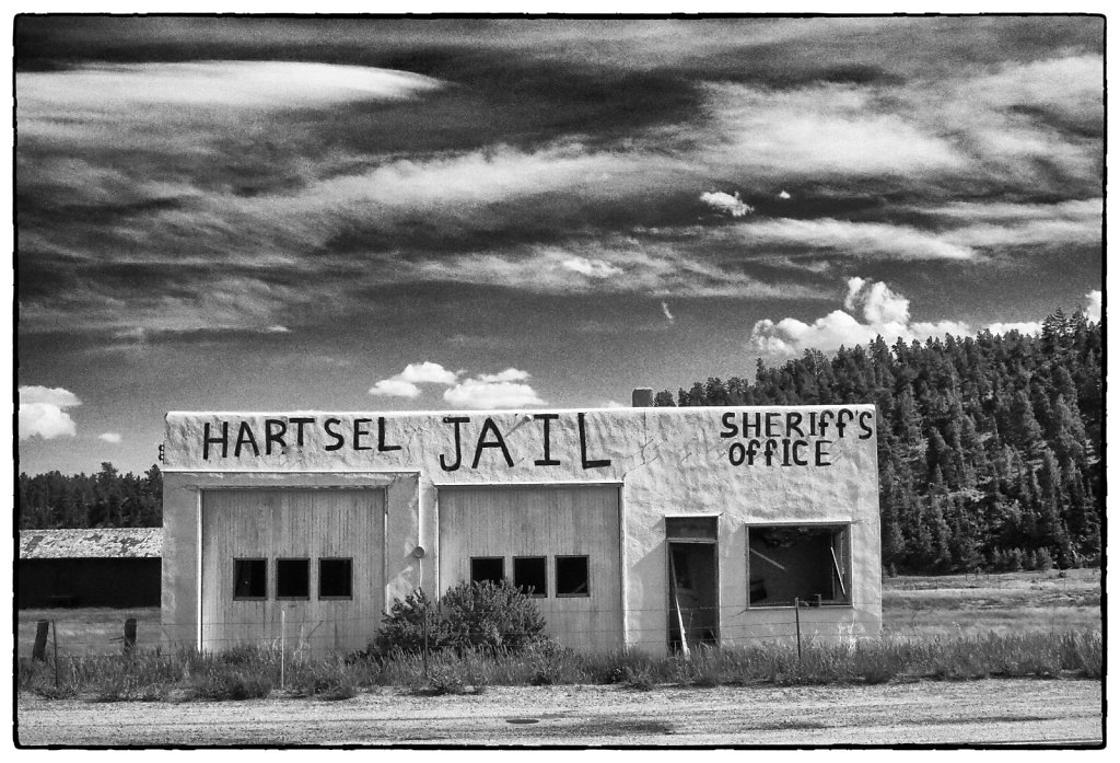 Sheriff's Office and Jail, Hartsel, Colorado
